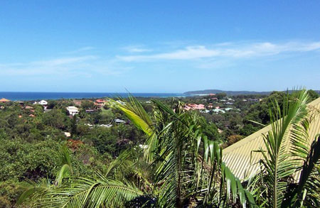 Views to the Byron Bay Lighthouse