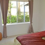 Bedroom in Bangalow house for sale on Rifle Range Road