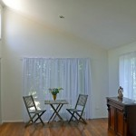 Dining room of home for sale on Rifle Range Road