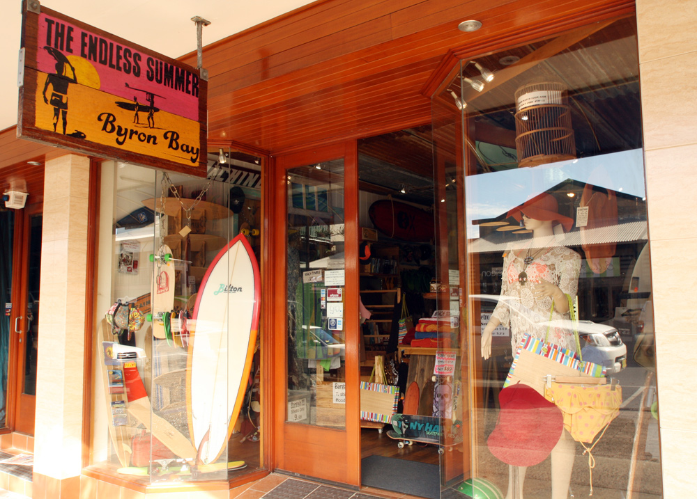 Byron bay online clothing